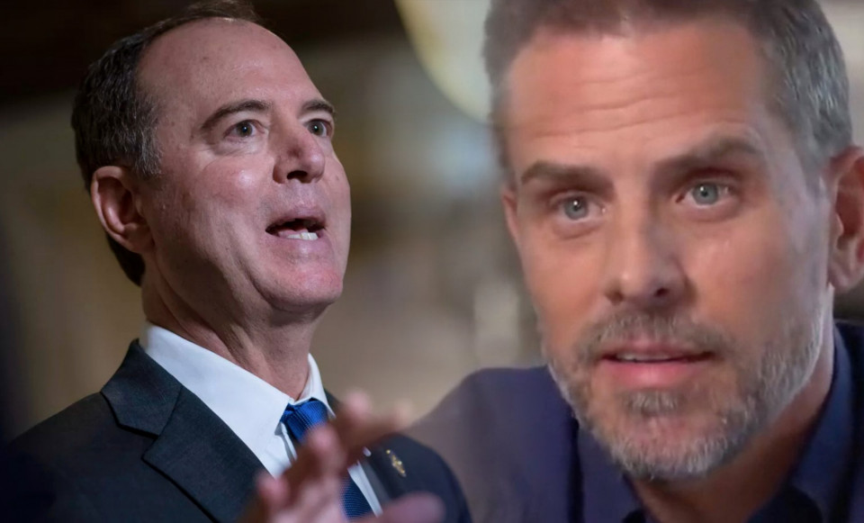 "Schiff ""Rejects"" Republican Request For Hunter Biden To Appear Before Impeachment InquiryIf Trump was guilty of something, it should be easy to see. When the GOP impeached Bill Clinton for felony perjury, they were able to say he committed perjury by lyingRead: https://www.waynedupree.com/schiff-rejects-hunter-biden-gop-witness/"