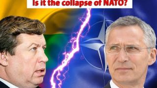 IS IT THE COLLAPSE OF NATO?
