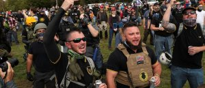 Demonizing The Right: Oregon Warns Of 'Proud Boy' Violence; Watch What Really Happened