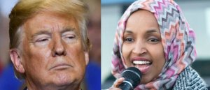 Liberal Media Melts Down When Trump Brings Up Allegations That Omar Married Her Own Brother