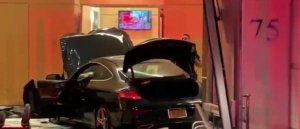 Several Injured After Driver Plows Through Lobby of Trump Plaza in New York (Video)