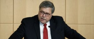 William Barr warns of 'militant' secularism in speech about declining religious values