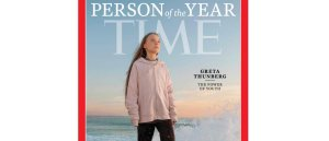 "Swedish Teen Lecturer Greta Thunberg Awarded TIME's Person of the Year …Deep State Hacks Awarded ""Guardians of the Year"""