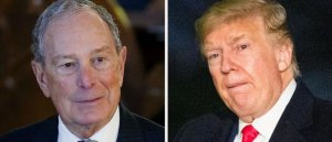 Trump warns 2020 Dems that Bloomberg will turn his back on them