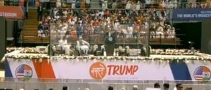 "AWESOME! India Plays ""Macho Man"" by Village People Ahead of President Trump's Rally at Motera Stadium in Ahmedabad in front of 125,000 (VIDEO)"