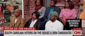 Black Voter in South Carolina Slams Biden: 'He Feels Blacks are Going to Vote For Him Because of Obama – Don't Put Us in a Box' (VIDEO)