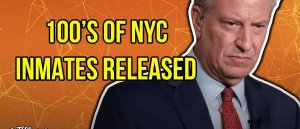 WATCH: Bill de Blasio Releases HUNDREDS OF Inmates From New York City Jails (VIDEO)