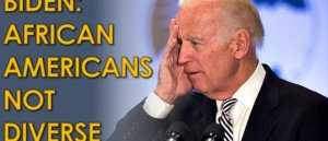 Biden's Bad Thursday Part 2: Says All Black People Think Alike, Latinos More Diverse