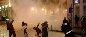 The Fall Of A Civilization: Violent Protests Take Over Beirut As Government Shudders