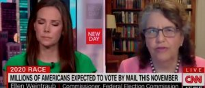 US Won't Know Who Won On Election Night: FEC Chairwoman Warns About Using Mail For Vote