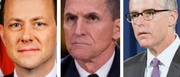 CRIMINAL DEEP STATE: Corrupt DOJ Admits FBI LOST AND DESTROYED Original 302 Report from Michael Flynn Interview