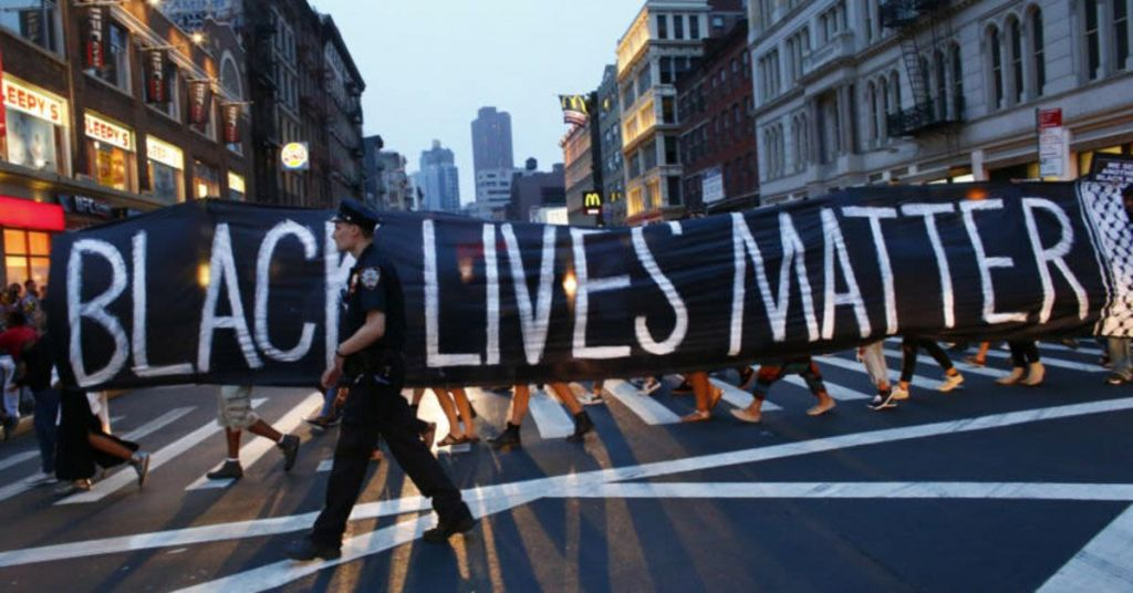 BLM Denies Rights Of Whites To Enter Ivy league Schools