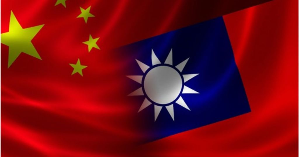 Watch: Taiwan Is In Immense Danger According To Neighbor