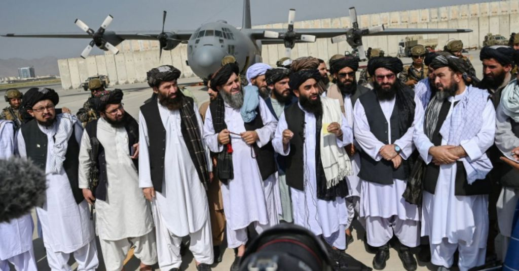 Taliban Plays Around With US Embassy Putting It To Shame