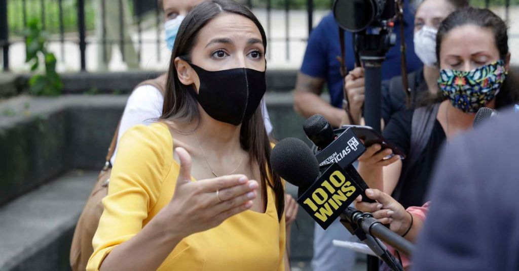 'The Silence From AOC And Black Lives Matter On This Is Deafening'