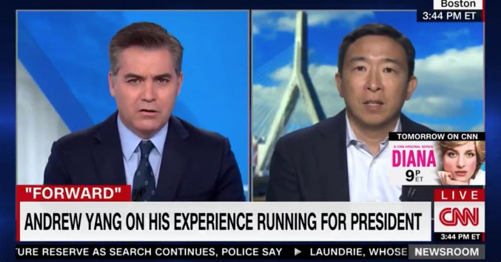 Must Watch: 'Unhinged & Off-Topic', CNN Anchor Goes Postal Over This