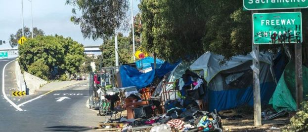 Communism 101: Democrats in Ohio, California and Portland Push Laws that Demand Private Property Owners Allow Homeless to Camp on Their Land