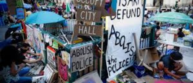 New York City Defunds The Police; DeBlasio Takes $1Billion From NYPD