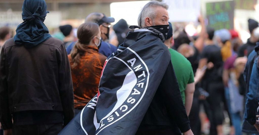 Portland Sued Over Being A Safe-Haven For Antifa
