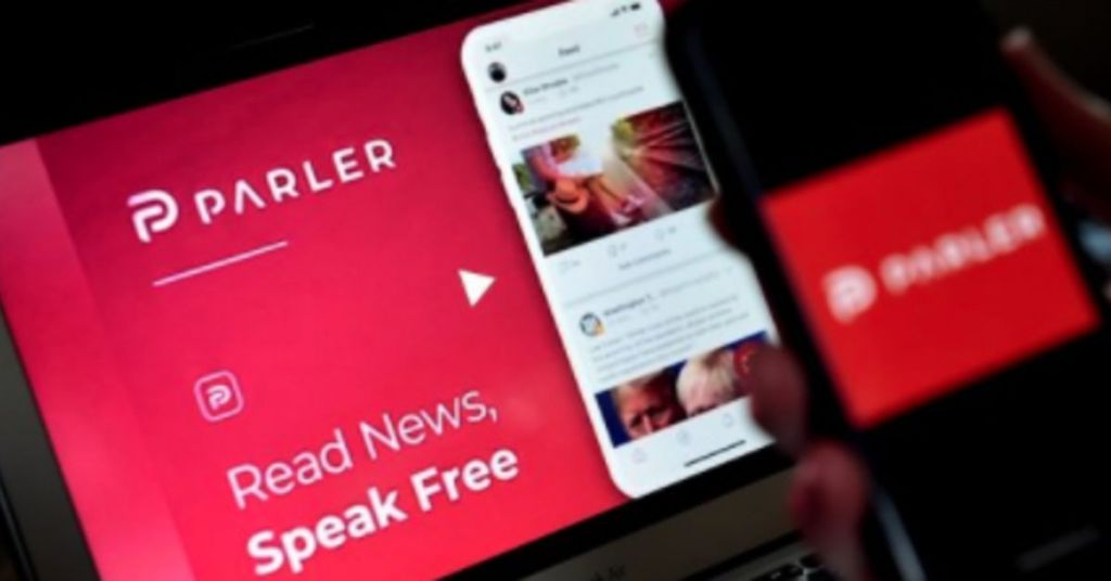 If House Is Looking Into Parler For Hateful Posts, Why Aren't They Looking Into Facebook, Twitter?