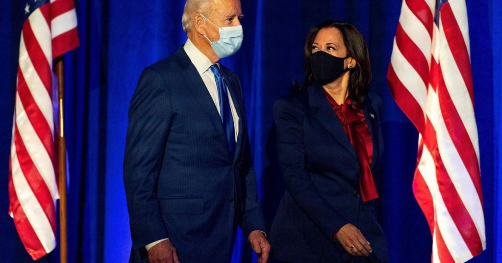 Biden Contradicts Psaki, Kamala 'Spins An Incoherent Word Salad' As School Confusion Rages