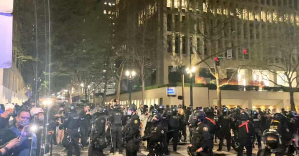 Why Did Antifa Still Burn Down Portland After Chauvin's All-Counts Guilty Verdict?