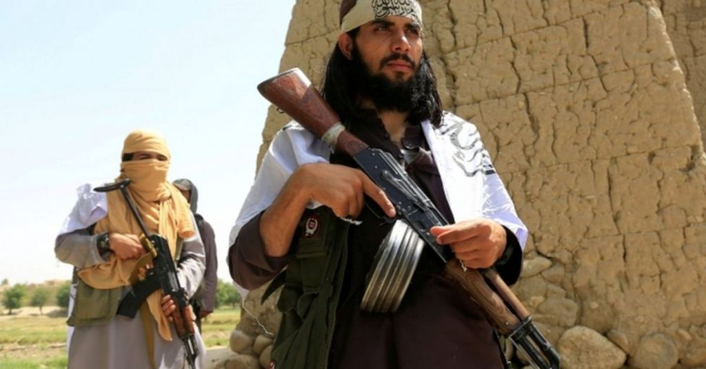 The Taliban Is Pumping Their Chests