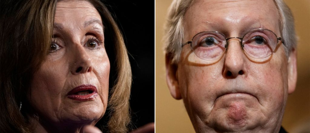 Pelosi: McConnell will be held accountable if he tosses impeachment trial