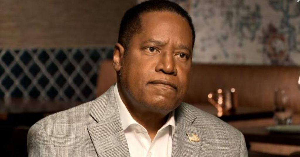 Watch: Larry Elder On Reparations For Slave Owners