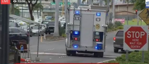 Mass Shooting at Pearl Harbor Naval Shipyard in Hawaii – Shooter Is Down – Multiple Victims