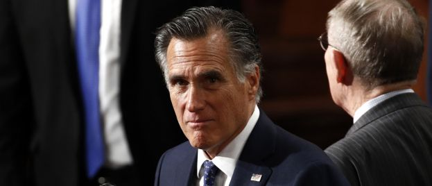 CPAC chair says Romney was uninvited because 'physical safety' would be at risk