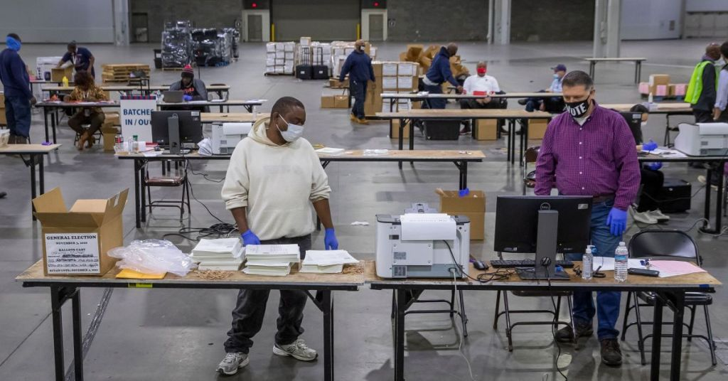 Georgia Considering MAJOR Change In Monitoring Elections