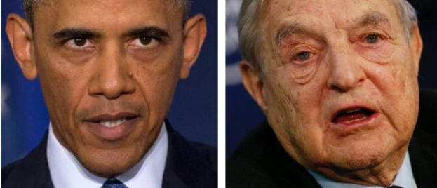 REVEALED: Obama's State and Justice Departments Assisted Billionaire and Democrat Donor George Soros in Attempt to Control Ukraine's Oil and Gas Industry