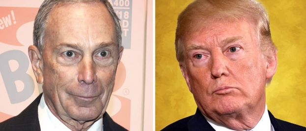 Video surfaces of Bloomberg asking Americans to 'get behind' Trump in 2017