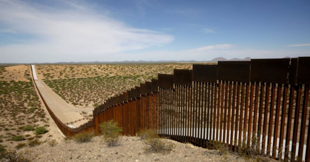 Border Wall To Be Built With Little Backlash In Europe