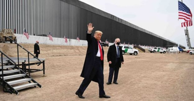 45 Forever: This Texas Idea For Border Is Middle Finger To Biden While Paying Tribute To MAGA