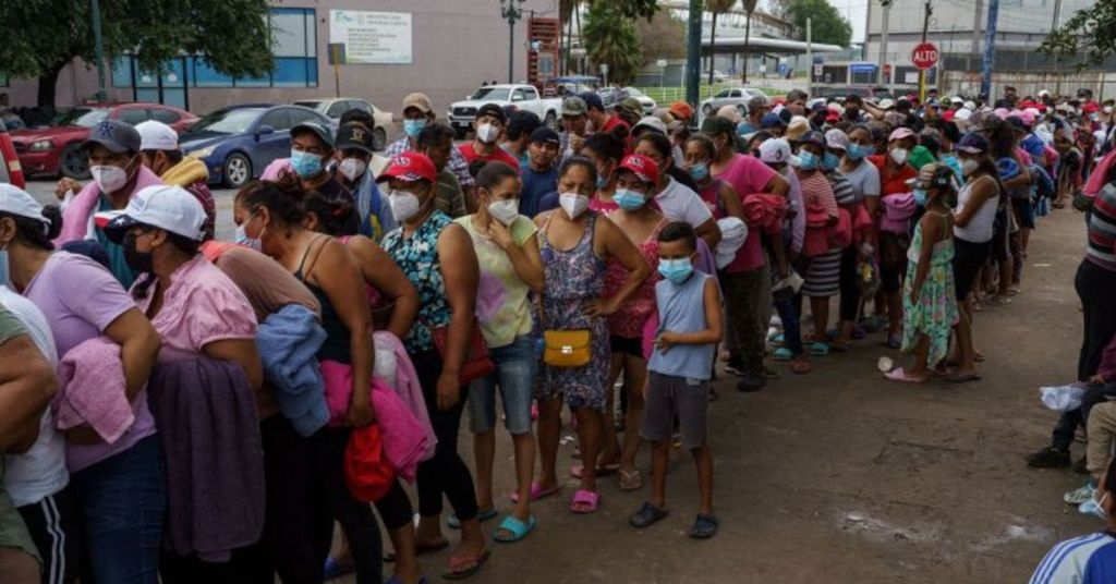 'Remain In Mexico' Policy Only Thing Stopping Overwhelming Migration