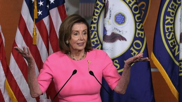 Pelosi In A Hurry To Pass Several Spending Bills ASAP