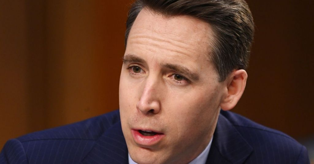 Hawley is Going To War With Big Corp