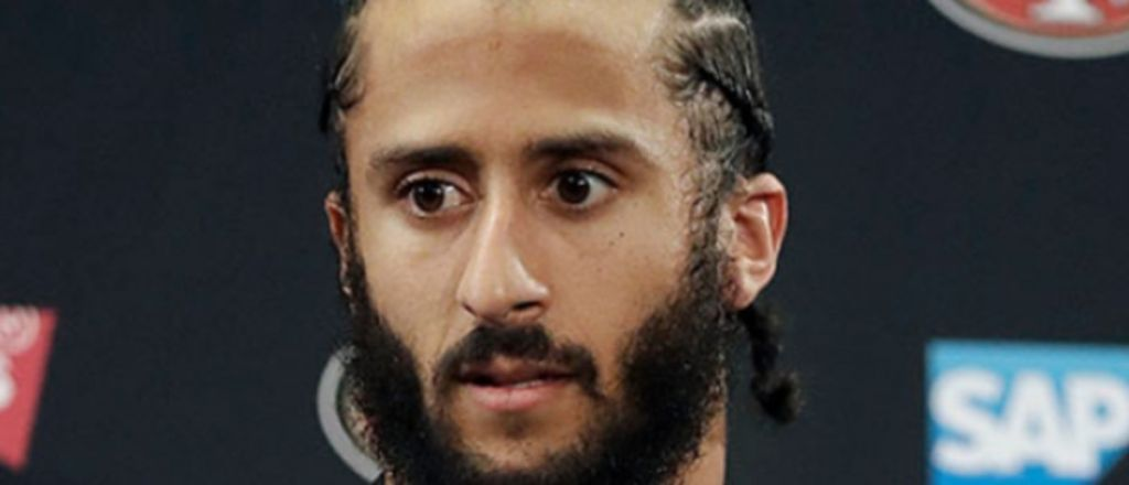 Colin Kaepernick Posts Frederick Douglass Quote: 'The Fourth of July Is Yours, Not Mine'