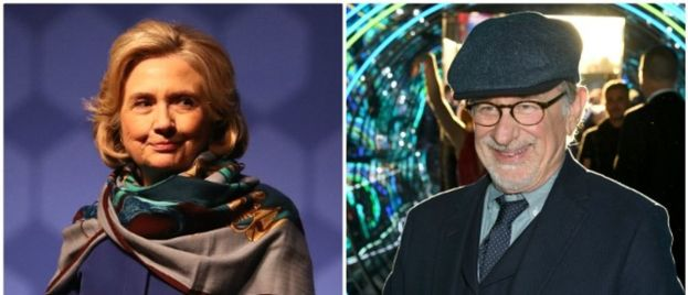 Hillary Clinton, Steven Spielberg to Produce Women's Voting Rights Drama