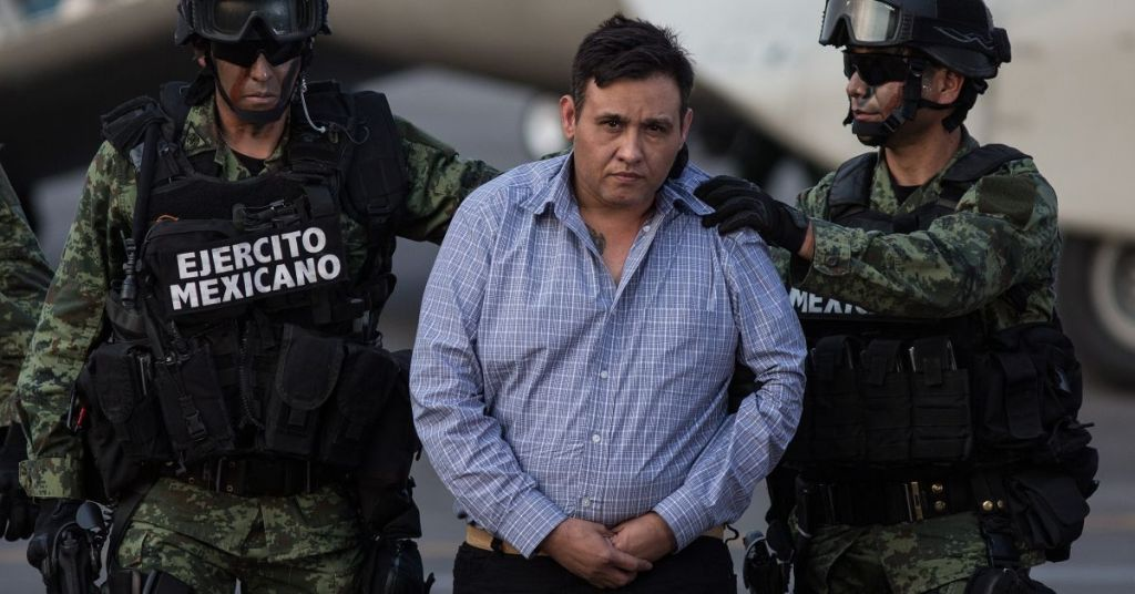 Border Crisis Worsens As Cartels Take Over Southern Roads