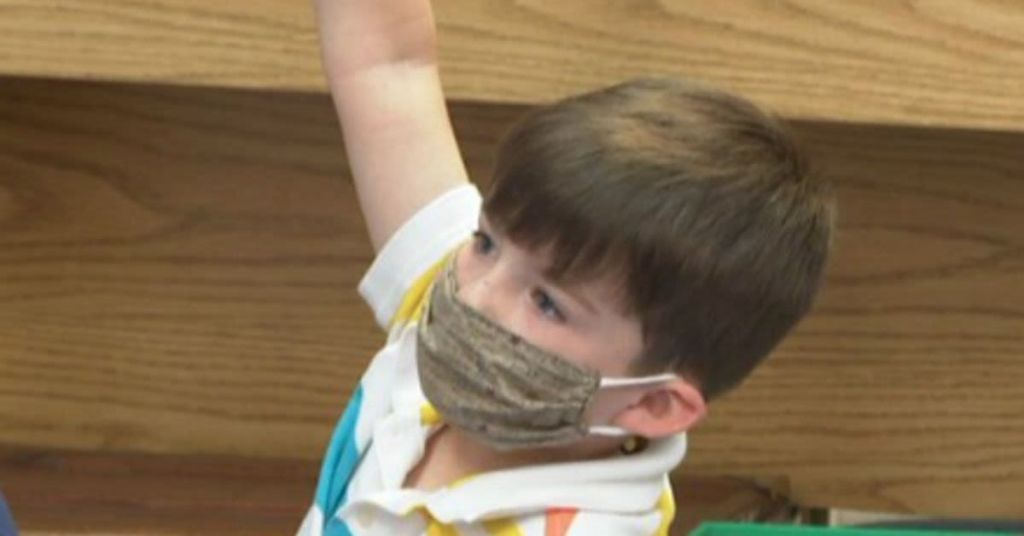 Mask Nazis: Toddlers Are Feeling The Wrath Of Government Overreach In Michigan