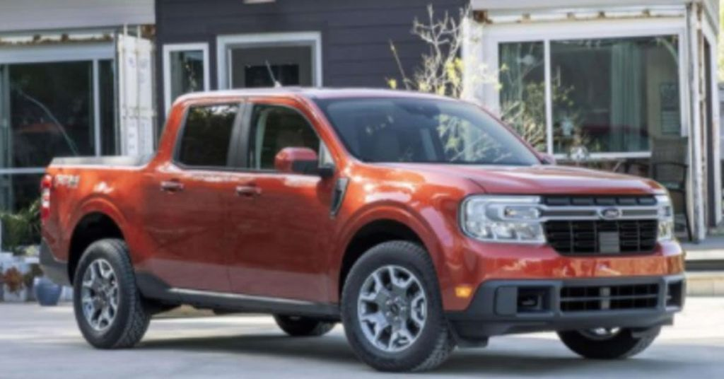Ford Jumps Into Low-Cost Hybrid Market With....A Pickup Truck - (Video)