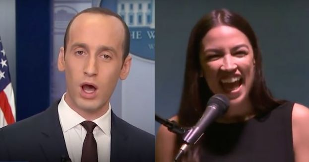 AOC slams WH adviser Stephen Miller as 'white nationalist' after recent report, calls for his resignation