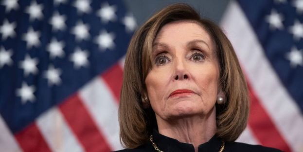 Blue State Blues: Senate Should Charge Nancy Pelosi with 'Obstruction of Congress'