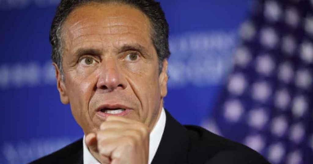 Fun Times: Andrew Cuomo's Life Is Falling Apart In Front Of Us All As Closet-Skeletons Surface