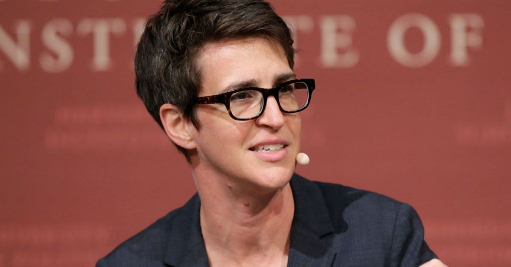 Rachel Maddow Fearing That Election Audits Are Getting Close To Truth