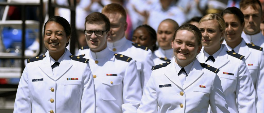 Damning report reveals rampant sexual harassment at US Coast Guard Academy