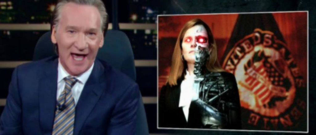 Democrats And Religion: Bill Maher Goes Off Again On Barrett, Catholics In General